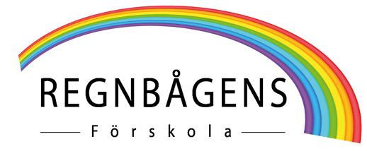 Regnbågens Förskola Logo